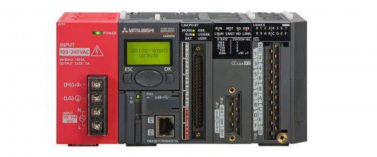Модульные контроллеры MELSEC L