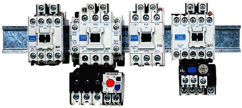 Магнитные контакторы MS-N
