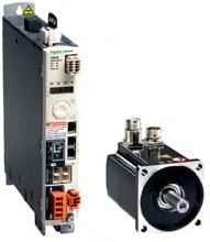 Сервоусилители и серводвигатели Lexium 32