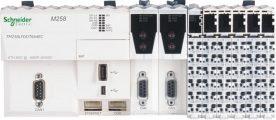 Контроллеры Modicon M258