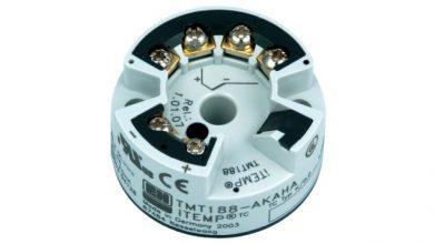 Термопреобразователь iTEMP TMT188