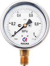 Манометры для измерения низких давлений газов КМ (КМВ)