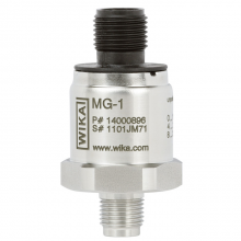 Преобразователь давления MG-1 для медицинский газов