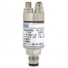 Датчик давления с интерфейсом Profibus® D-10-7, D-11-7