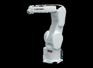 Вертикальные роботы с шарнирной рукой RV-F и RV-FR